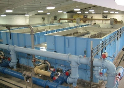 Cumming Potable Water Production Facility