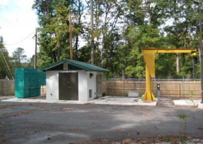 Gravitt Road Wastewater Pump Station