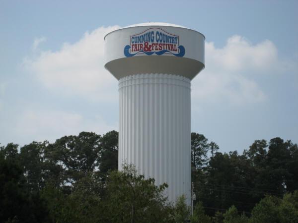 1.0 Million Gallon Hendrix Road Elevated Water Tank