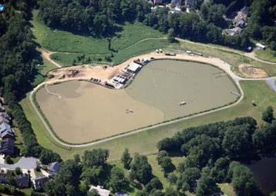Quarles WTP Reservoir Rehabilitation