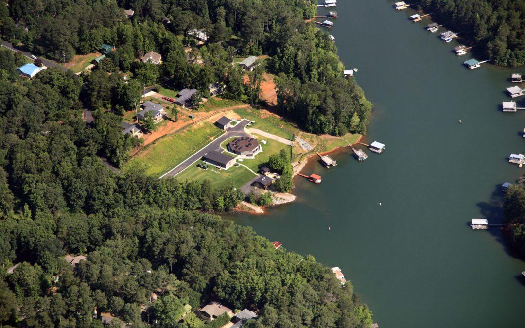 105 MGD Lake Lanier Raw Water Intake Facility