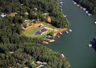 105 MGD Lake Lanier Raw Water Intake Facility