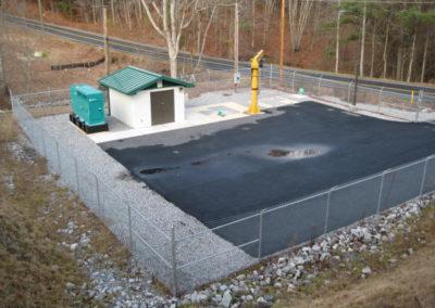 Sanders Road Wastewater Pump Station